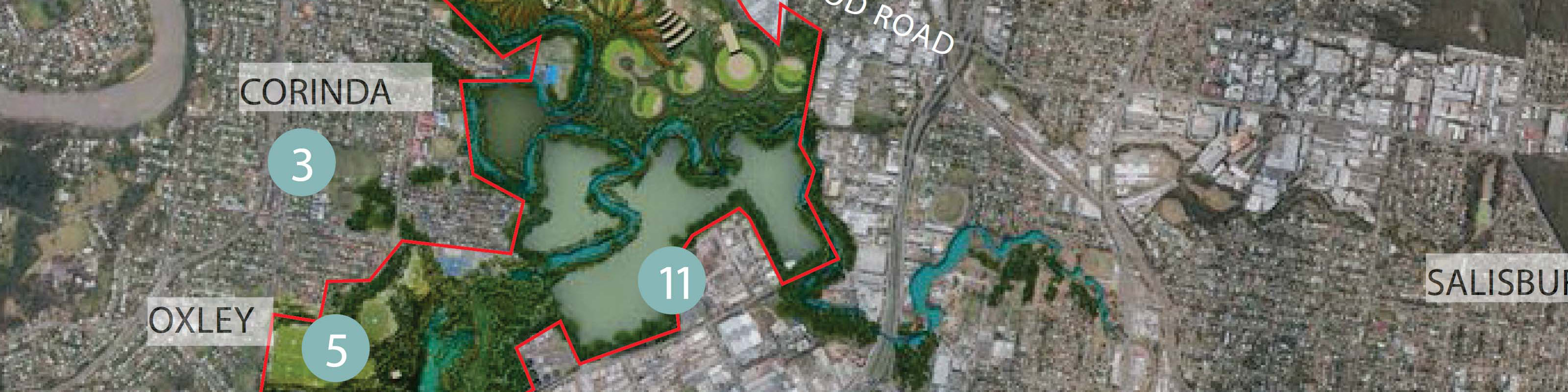 Oxley Creek Vision